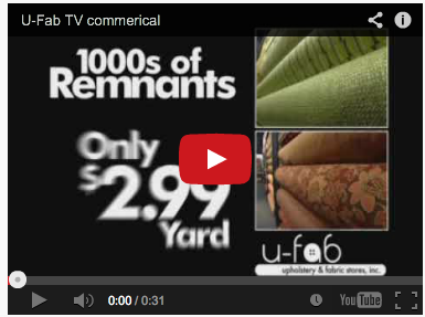 U-Fab's First TV Commerical