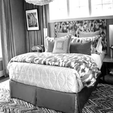 Custom Bedding & Headboards